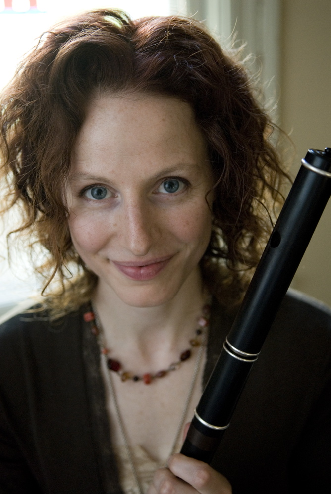 Irish flute player/singer Shannon Heaton honed her traditional style